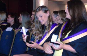 Abbeydale student graduation